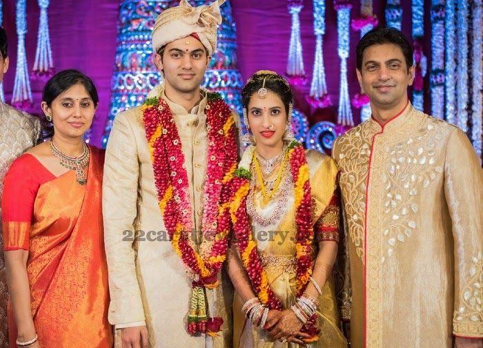 Rajiv Reddy Kavya Wedding