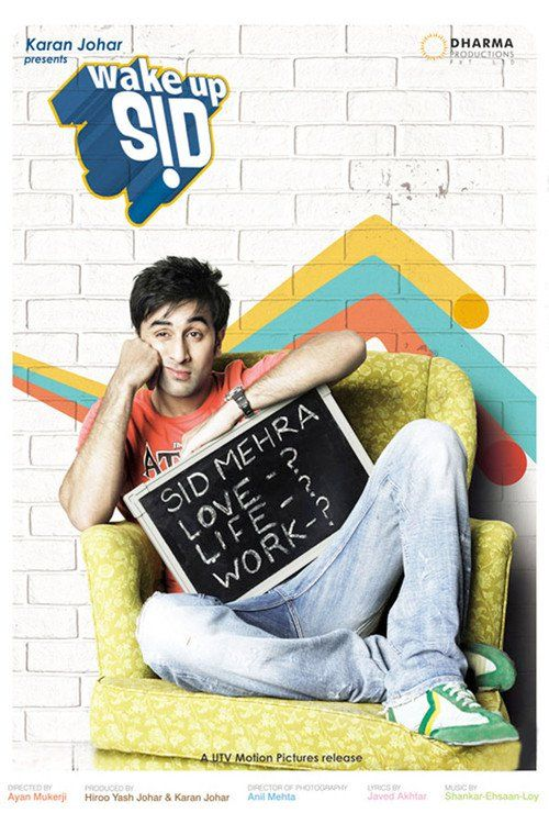 Watch Wake Up Sid Full-Movie