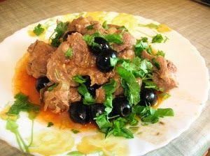 Шедевры кулинарии: Рагу из баранины по-гречески - кулинарная классика...