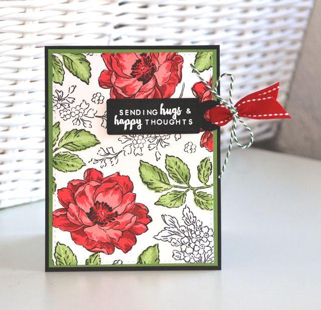 New Card Making Ideas Part - 27: Chez Parmentier: Nog Meer U0027Beautiful Dayu0027 Van Altenew