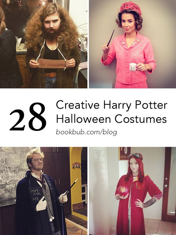 Harry Potter Halloween Costumes 2020 28 'Harry Potter' Halloween Costumes Every Potterhead Needs to See