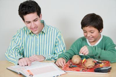 Ejemplos de un proyecto de investigación científica | eHow en Español