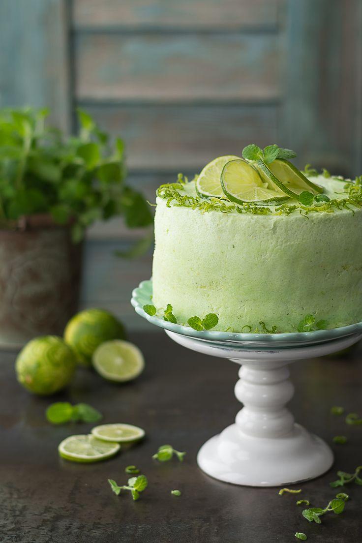 торт мохито рецепт с фото через