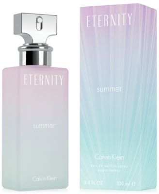 Calvin Klein ETERNITY Summer Eau de Parfum Spray, 3.4 oz | macys.com