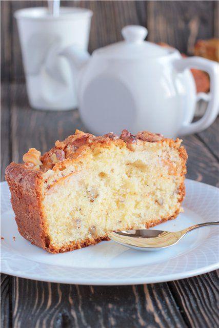 Люблю яблочные пироги, очень люблю. Хотя об этом я уже писала, да...))) Этот пирог получился ароматным, вкусным, сочным! Младшенький в восторге был.) Да и мы с мужем…