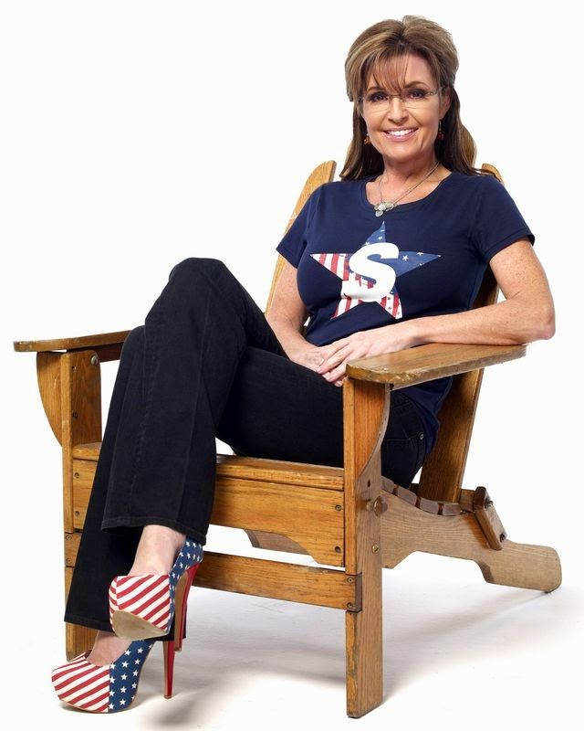 The Immoral Minority: It's Memorial Day so that means war pimping, warrior bod birthing, Sarah Palin MUST make a statement. And if she can get a dig in at the President, all's the better.
