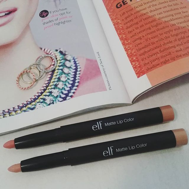 #playbeautifully #elfcosmetics #makeup