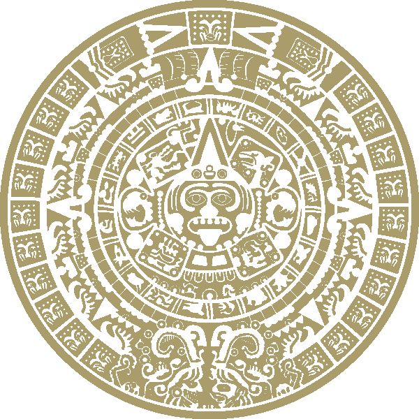 Wandtattoo Maya-Kalender Wandtattoos Weltweit Amerika