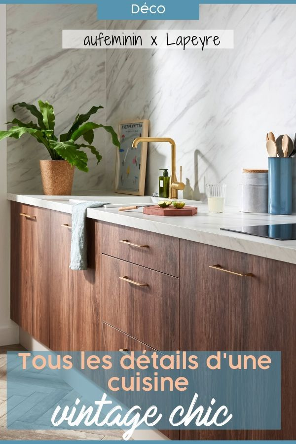 Cuisine Canopee Chene Noisette Cuisine Appartement Cuisine Moderne Cuisine Bois