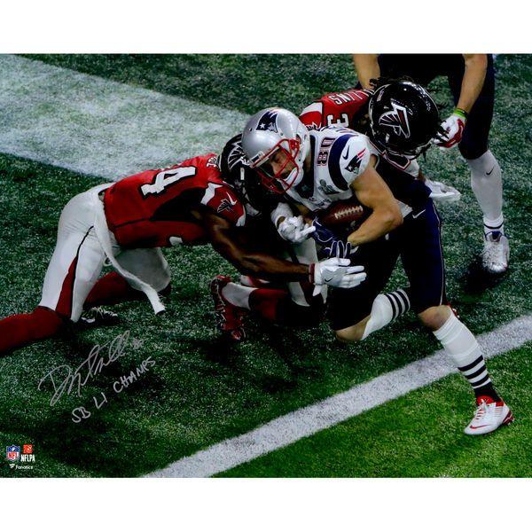 "Danny Amendola New England Patriots Fanatics Authentic Autographed 16"" x 20"" Super Bowl LI Champions Game Tying 2-Point Conversion Photograph with ""SB LI Champs"" Inscription - $159.99"