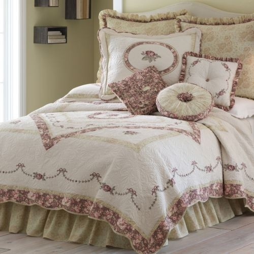 1000 Images About Victorian Bedding On Pinterest Lace
