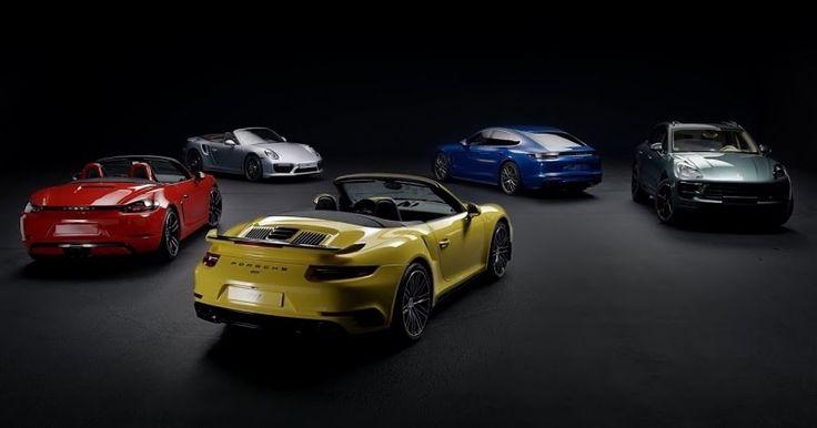 Porsche Exclusive σημαίνει μαγεία..