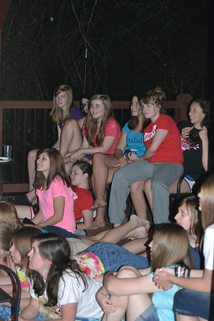 The Intentional Home: Cool Teenage Party Idea: Picture Scavenger Hunt