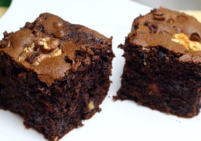 Deliciosos Receta Para Preparar Brownies Caseros In 2020 Dessert Recipes Sweet Recipes Chocolate Brownies