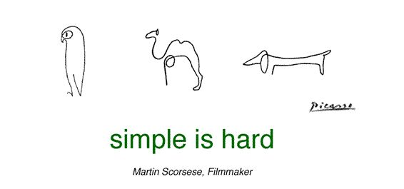 simple is hard - Google Search