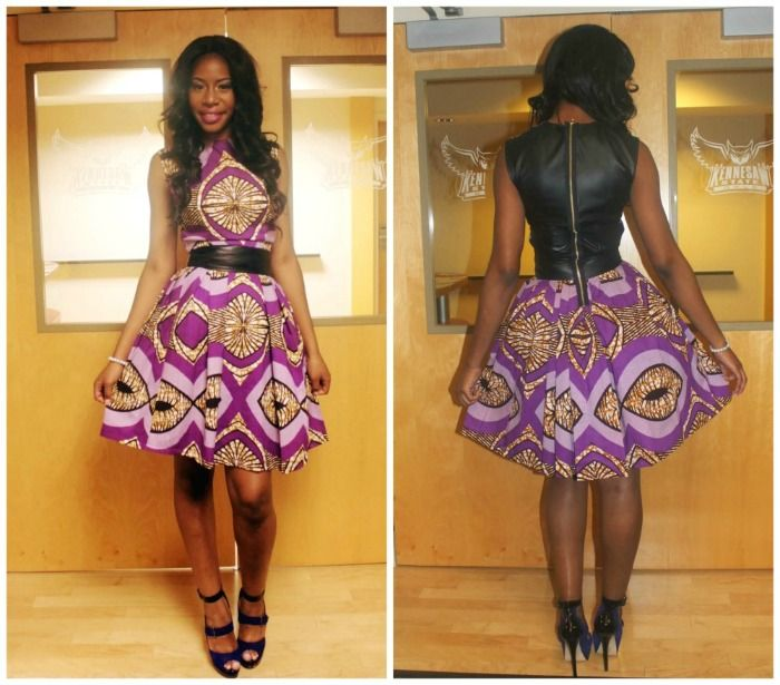 221 Best I Love Ankara Fabric Images On Pinterest African Clothes African Dress And African