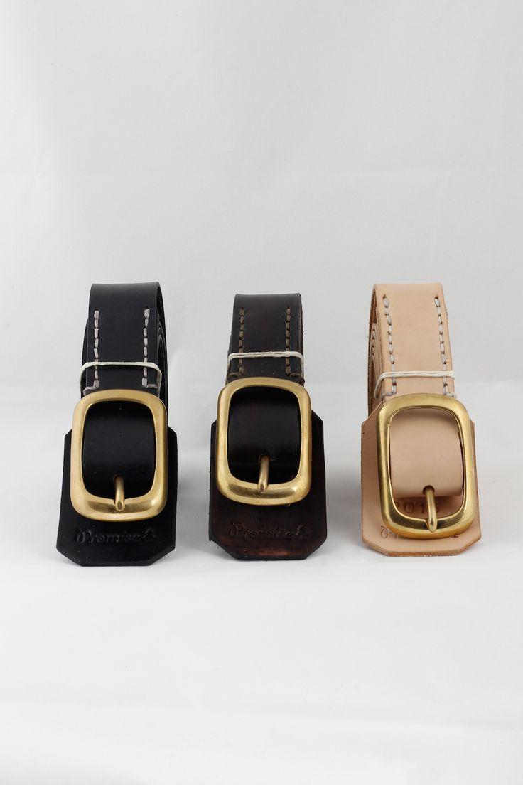 1# serie handmade Belts