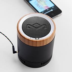 House of Marley Chant portable bluetooth speaker from RedEnvelope.com