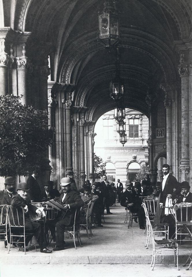 Terézváros Anno Andrássy út 1896