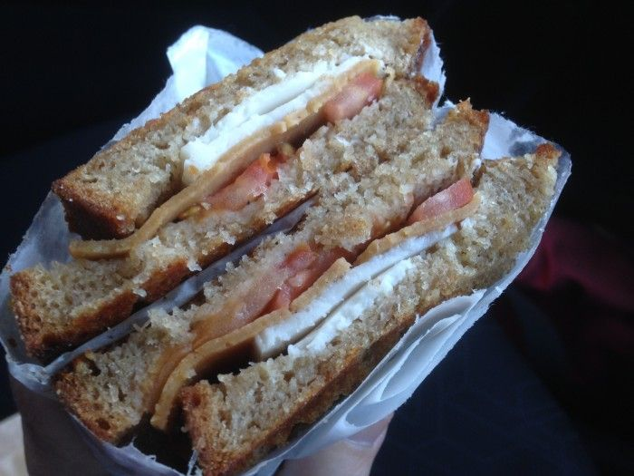 eat all the smith & deli sandwiches - #11, the friend zone