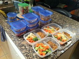 Bride To Be Fitness: Meal Plans & Grocery List