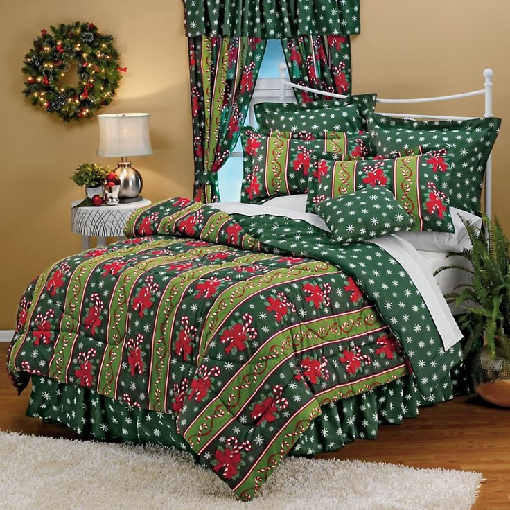OMG!  This is perfect for me for Christmas time!  Curtains available too!  I collect candy canes!  :)
