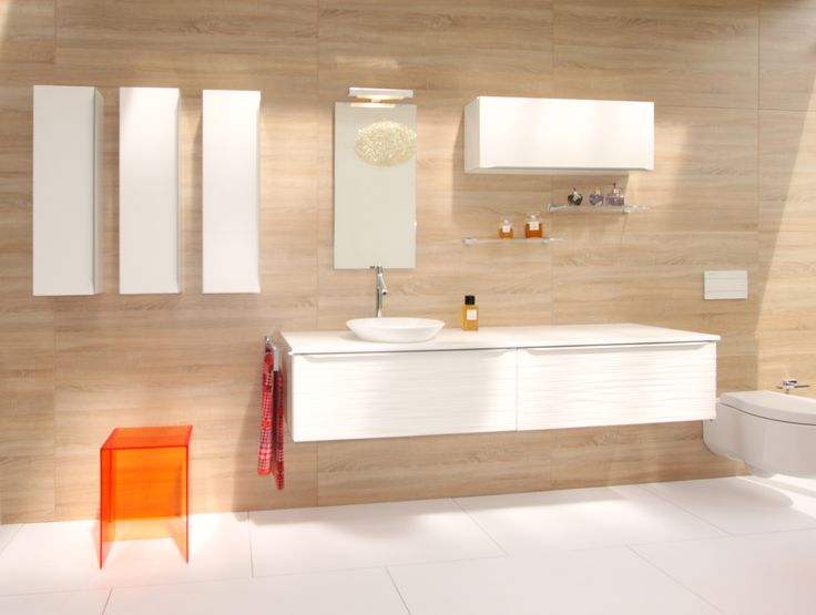 44 best Salle de bains images on Pinterest Bathroom, Half