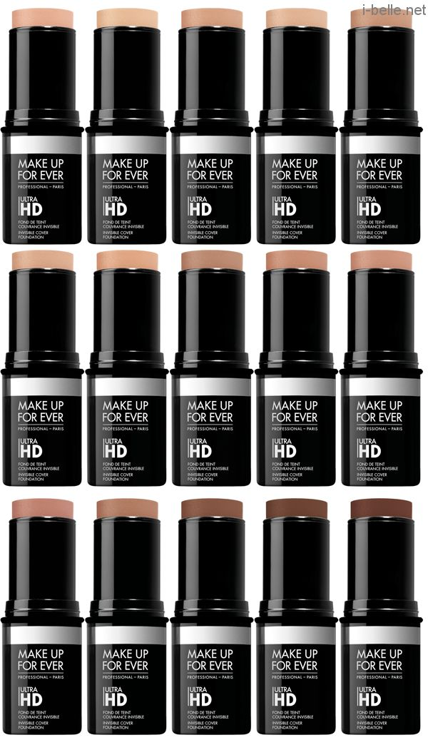 Makeup Forever Ultra HD Foundation Stick: Great for foundation, contouring, and highlighting