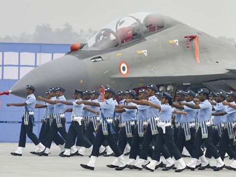India celebrates 84th anniversary of Indian Air Force today. Celebrating Greetings to all the brave men and women in blue who have displayed incredible courage and determination in protecting India. With a view to increase the participation of Punjab's youth in Indian defence forces, Shiromani Akali Dal led Punjab govt has opened Maharaja Ranjit Singh Armed Forces Preparatory Institute and Mai Bhago Armed Forces Preparatory Institute, both in Mohali. #AirForceDay