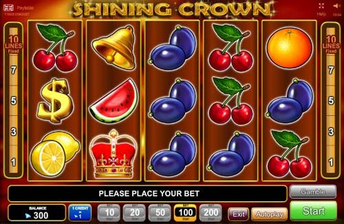 Giant gold slots
