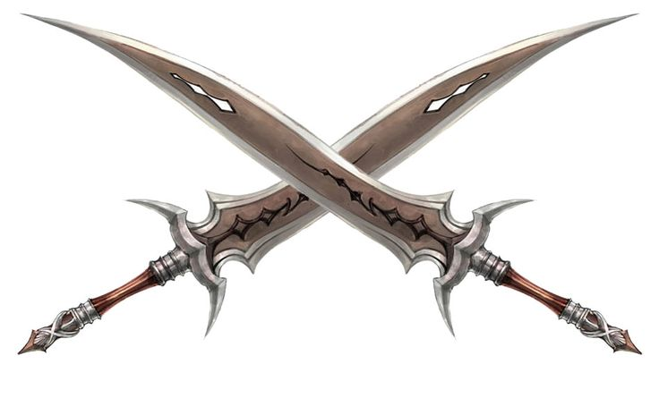 Warrior Weapon from TERA