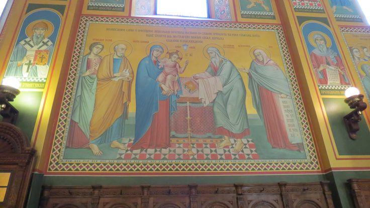 Jézus bemutatása a Templomban