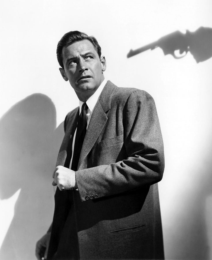 William Holden | Naked Cities, Dirty Faces | Pinterest ...