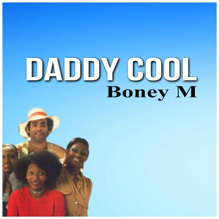 Daddy Cool is by Boney M,the vocal group.In the UK the song reached a peak of number six in 1976 on the UK Singles Chart and was also a hit throughout Europe #BoneyM #70s #Pop #PopMusic #Music #singer
