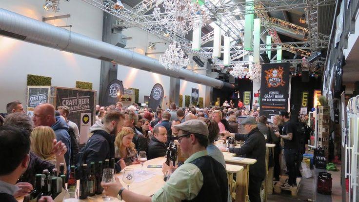 Kieler Craft Beer Days 2017 in der Halle400 am 21. und 22. April 2017  Im Vergleich zum Vorjahr den Kieler Craft Beer Days 2016 waren auch einige neue Aussteller auf den Craft Beer Days mit am Start beispielsweise Brauereien aus Schweden.  Nachdem die Kieler Craft Beer Days bisher immer im Legienhof stattgefunden hatten war es nun an der Zeit für eine Location die Mehr Platz für Besucher und Aussteller bietet.  Diese Brauereien waren auf den Kieler Craft Beer Days 2017: Aarhus Bryghus…