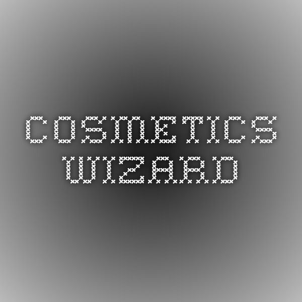 Cosmetics Wizard