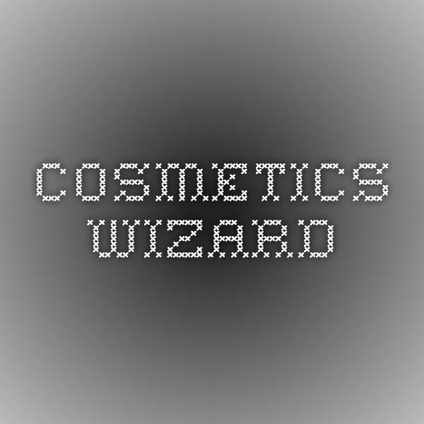 Cosmetics Wizard