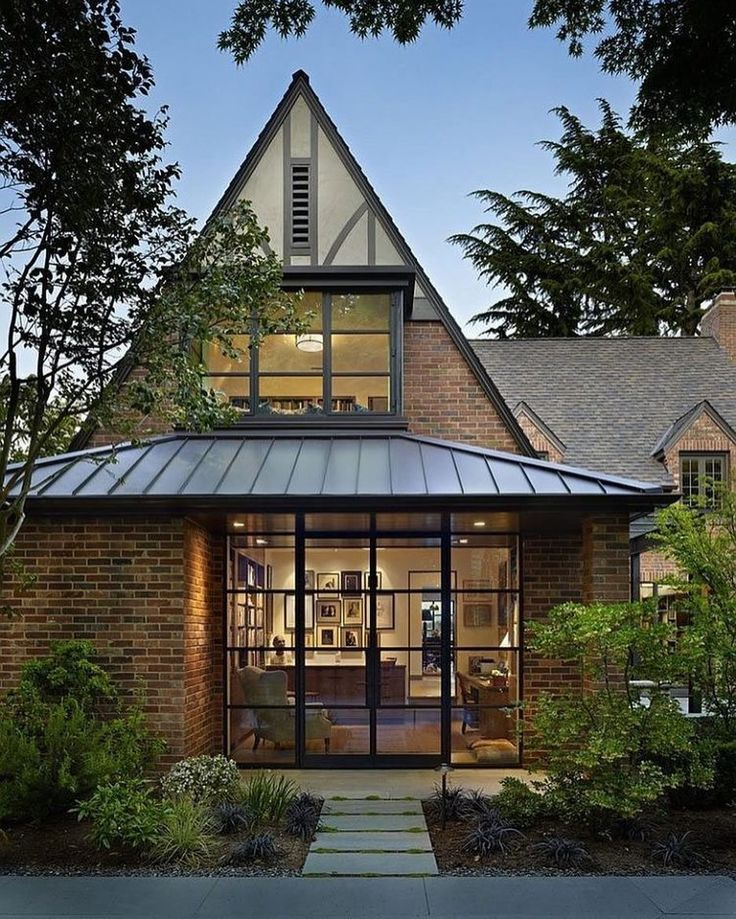 Who likes this Tudor-style house in #seattle?