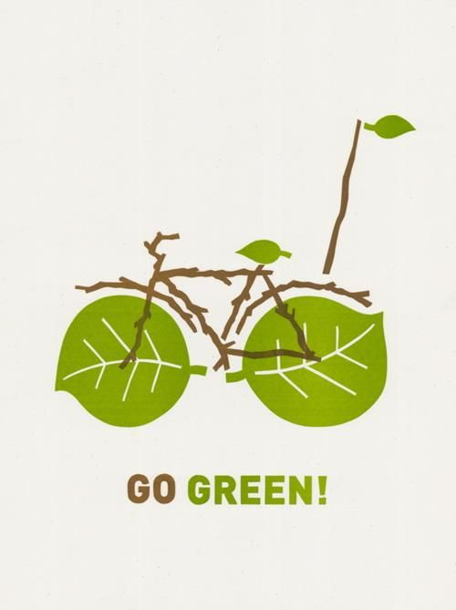 Let's Go Green.