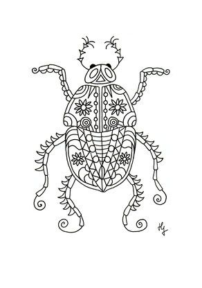 2253 best animal coloring images on Pinterest | Coloring books ...