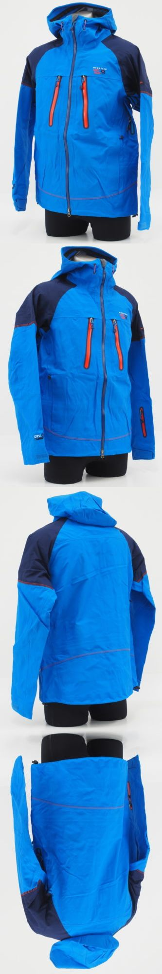 Coats and Jackets 26346: New! Mountain Hardwear Blue Size Medium Snowpocalypse Ski Snowboard Jacket -> BUY IT NOW ONLY: $149.99 on eBay!
