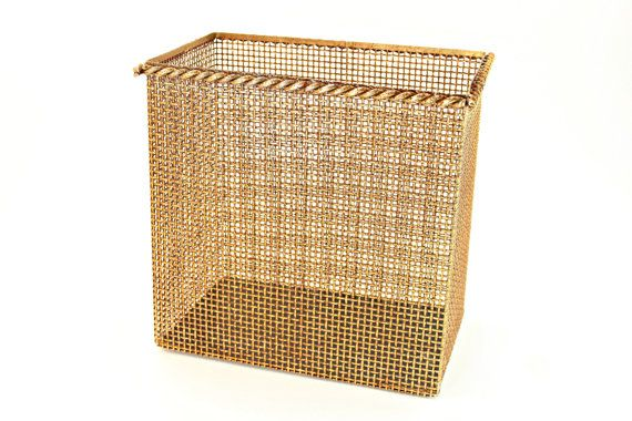 25 best ideas about modern waste baskets on pinterest garbage recycling garbage storage and - Modern wastebasket ...
