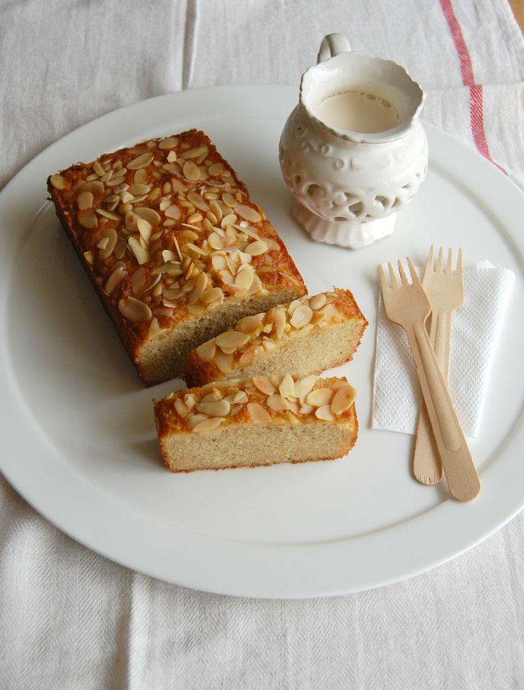 Almond, lemon and buckwheat tea cake / Bolo de limão siciliano, amêndoa e trigo sarraceno