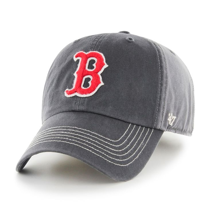 boston red sox 47 brand cronin adjustable hat