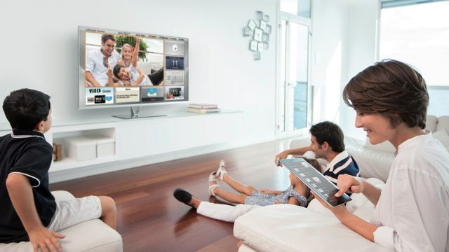 6 best Smart TVs in the world. All the best Connected TV services compared.