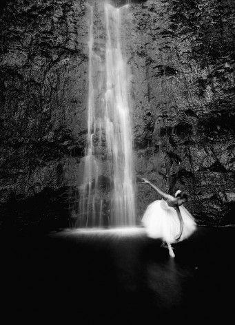 ballerina project: manoa falls, honolulu, hawaii