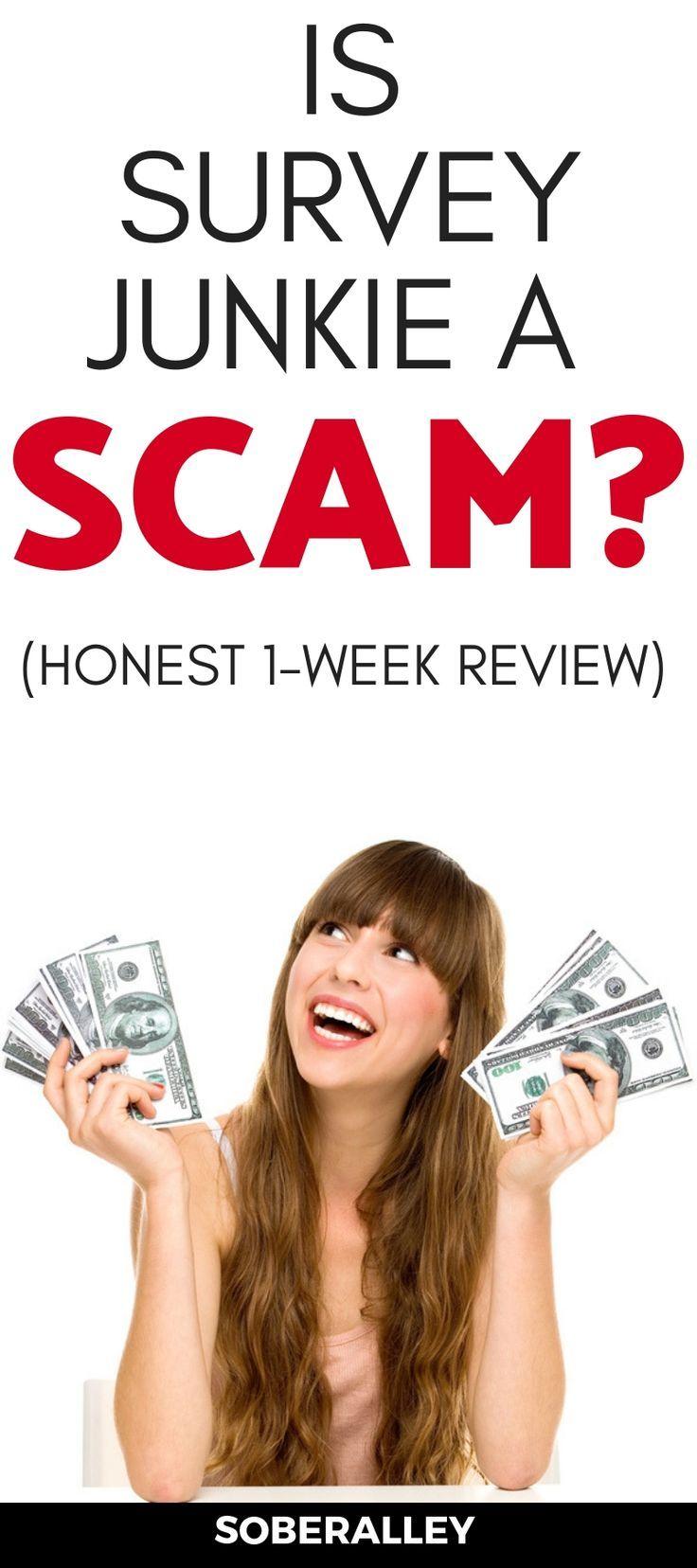 Survey Junkie Review 2019 Legit Paid Surveys At Home Surveys
