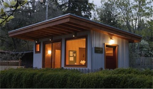 112 best granny flats images on pinterest tiny for Granny cabins