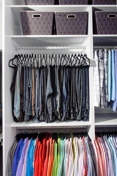17 Best Ideas About Maximize Closet Space On Pinterest