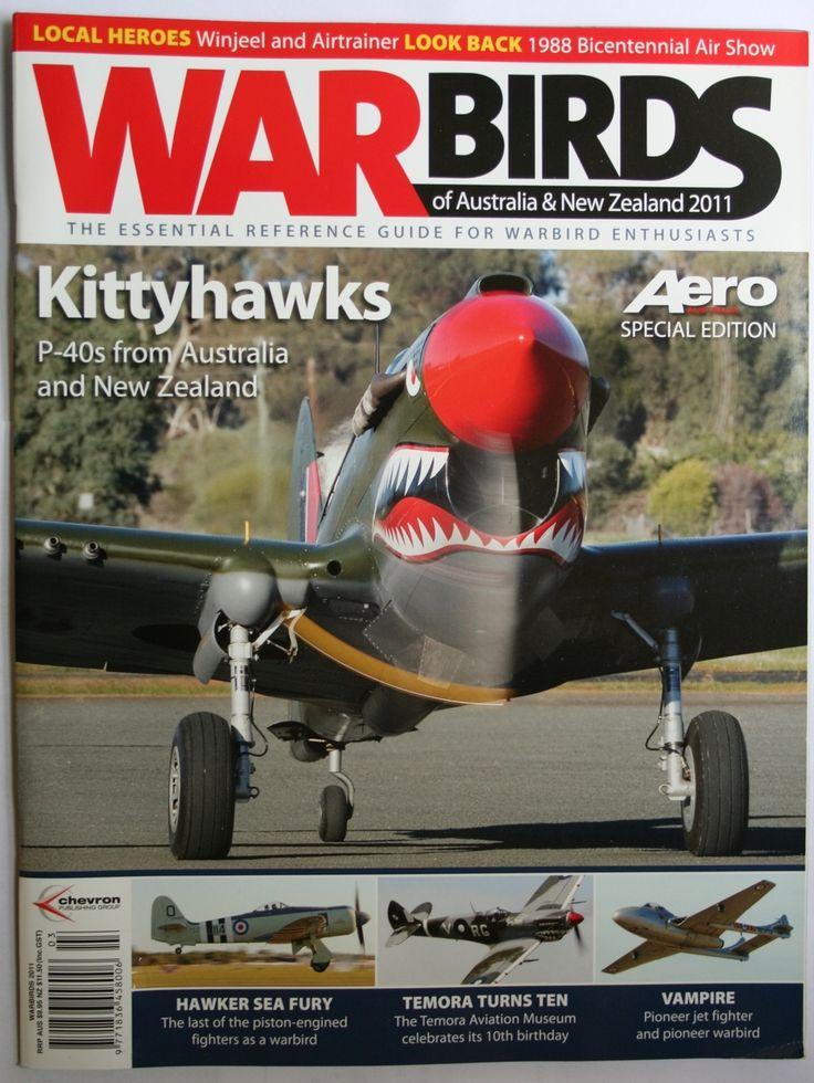 Defence Gifts - War Birds Australia New Zealand  2011, $9.99 (http://www.defencegifts.com.au/war-birds-australia-new-zealand-2011/)